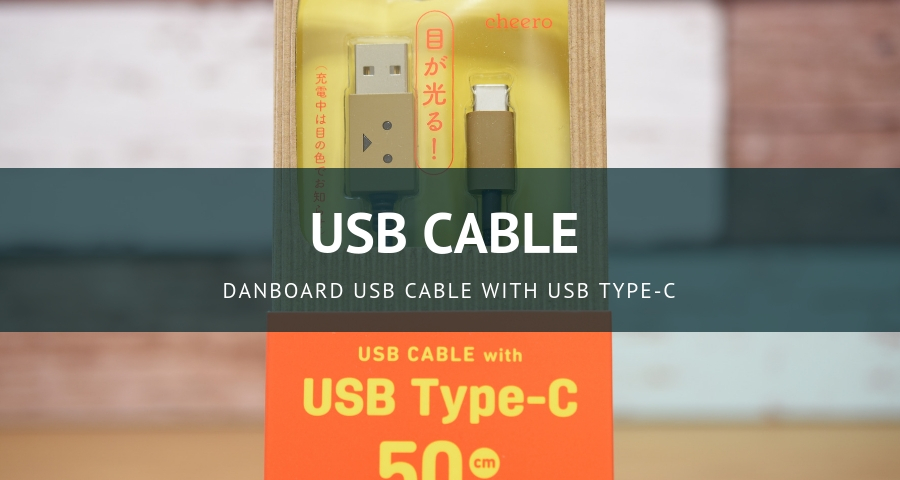 DANBOARD USB Cable with USB Type-C